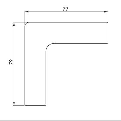 Elementy do kartonów PP